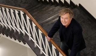 Bert van Leeuwen is de stofzuiger van de EO