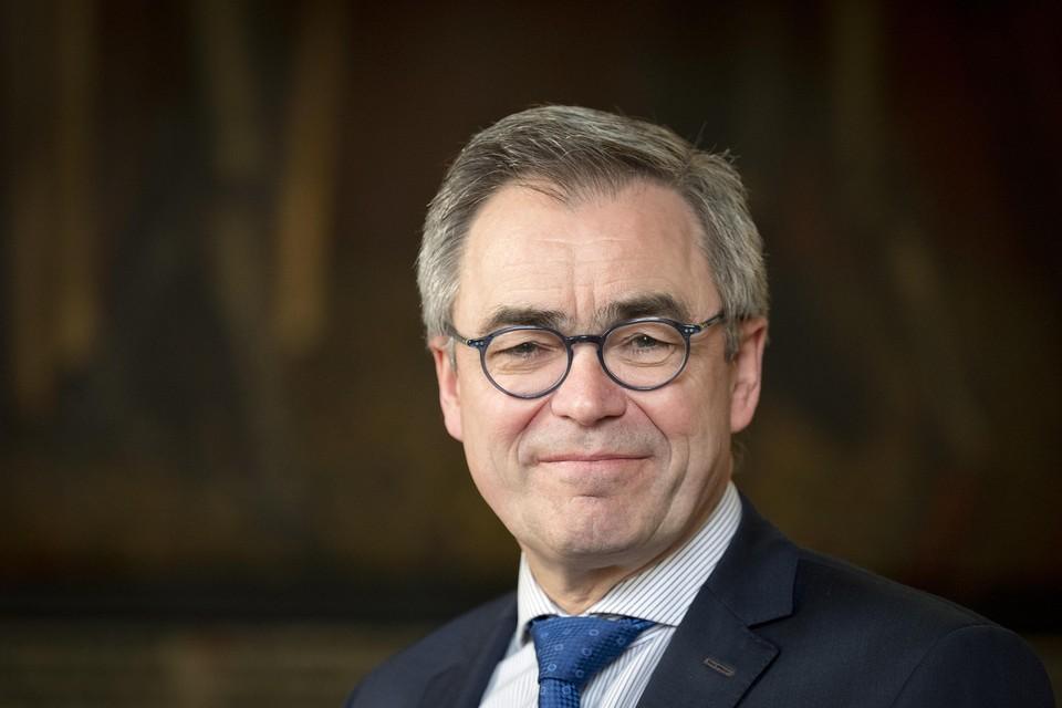 Burgemeester Jos Wienen.