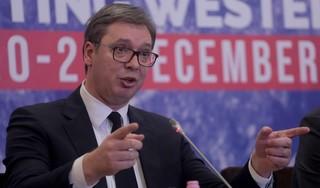 President Servië heeft spijt van beledigen Kroatische wijn