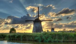 Van Kop tot duin tot Zaan, Noord-Holland in top drie provincies met aantrekkelijkste landschappen