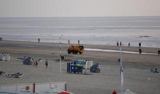 Zoektocht naar vermiste supper in Zandvoort