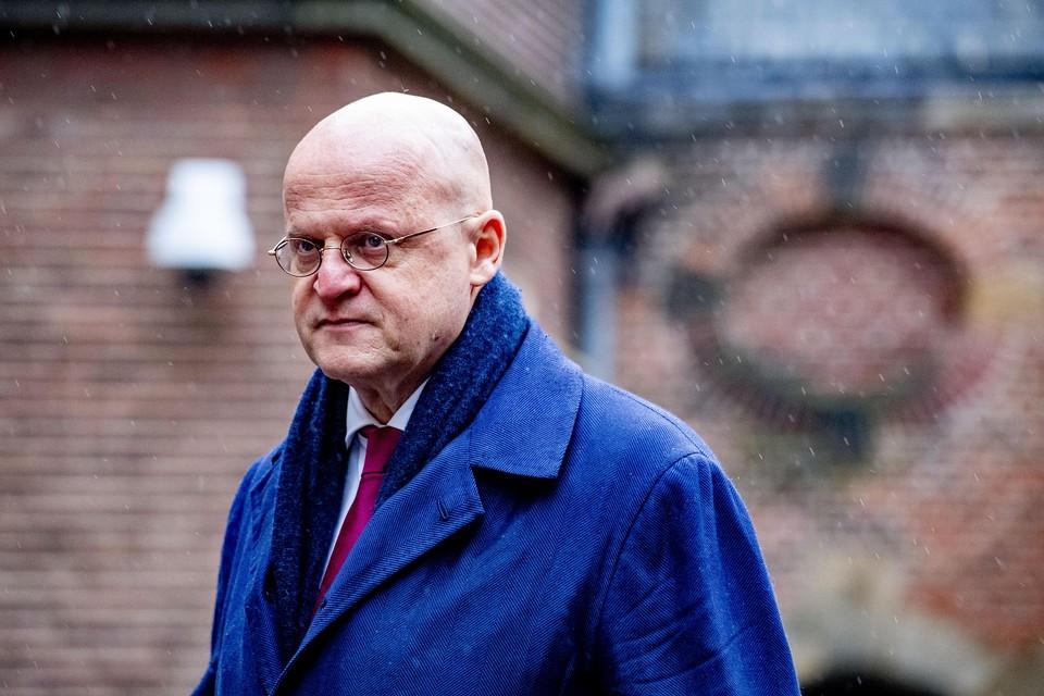 Minister Ferdinand Grapperhaus.