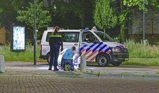 Raadselachtig geweldsincident in Haarlem; twee mannen gewond aan gezicht, onduidelijk wie ruzie is gestart