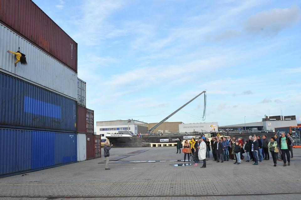 Een boottocht in Beverwijk met veel bijzonderheden.