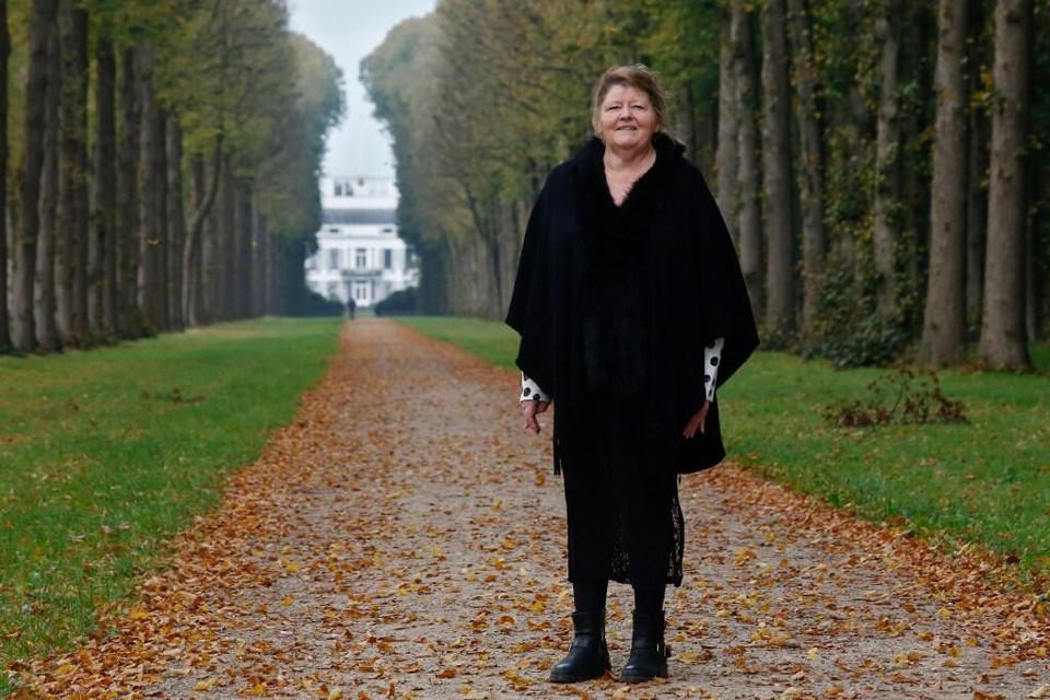 """Marianne Beekmans vlakbij De Naald in rechte lijn naar paleis Soestdijk. ,,Al vier een keer WOB-verzoek ingediend."""""""