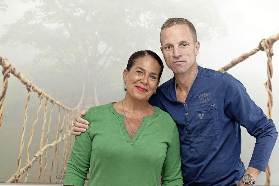 Ivo van der Steen liet direct alles uit zijn handen vallen om Jessica te helpen toen haar man Jeroen Houweling sneuvelde in Afghanistan.