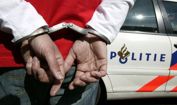 Amsterdammer met drugs aangehouden in Zandvoort