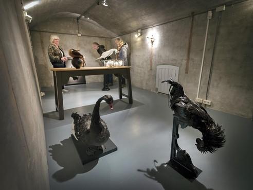 Lentemanifestatie bij Kunstfort Vijfhuizen: Perspectives geeft geheimen niet in een keer prijs