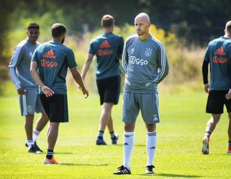 Ajax zonder Matthijs De Ligt op trainingskamp in Oostenrijk
