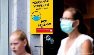 Mondkapjes verplicht op drukke plekken in Amsterdam en Rotterdam
