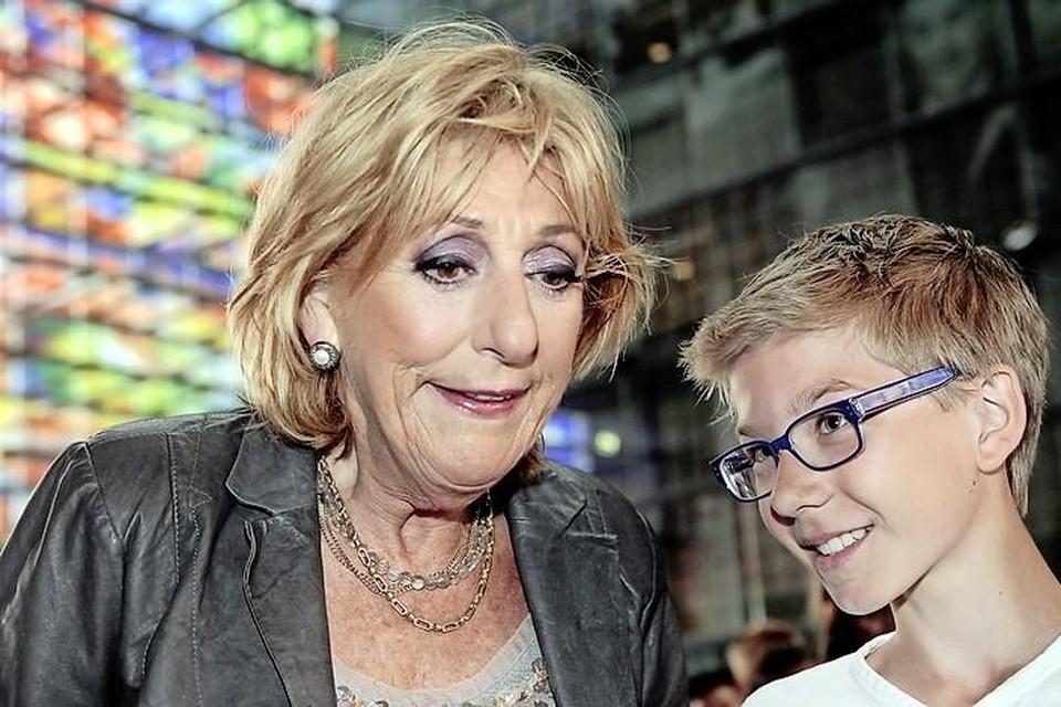 Marga van Praag is van de partij bij 'Grijs & Wijs'.