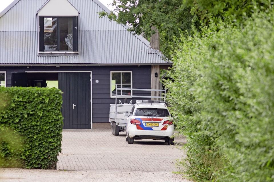 Het onderzoek naar de inbraken van afgelopen twee weken in Eemnes loopt nog.
