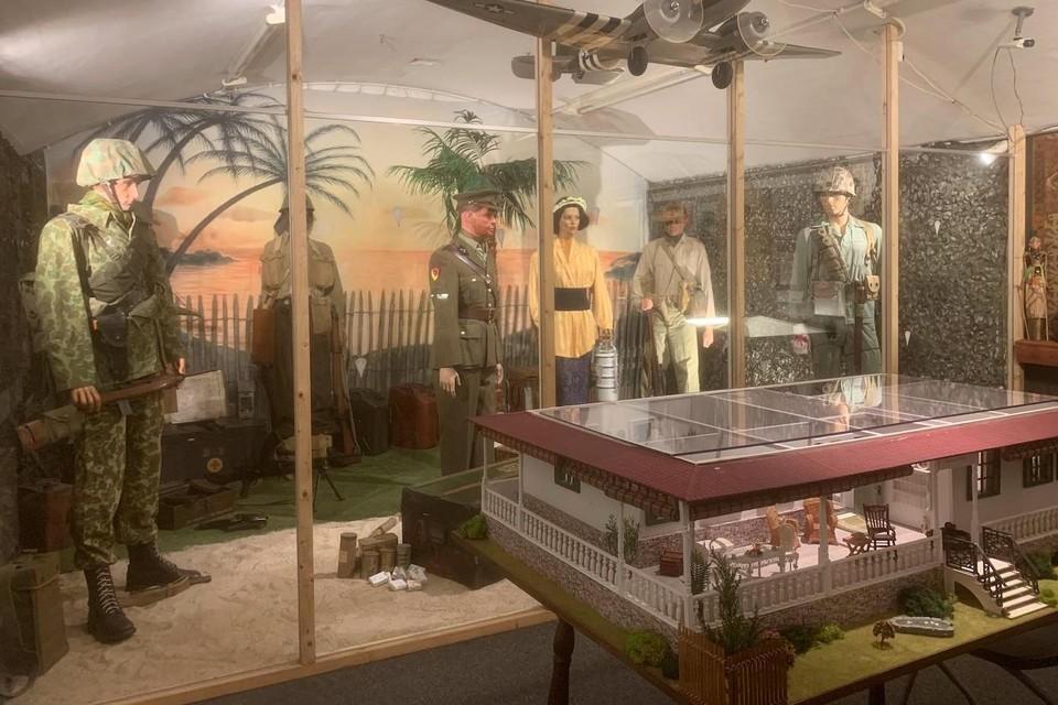 Expositie 'De vergeten oorlog' is verlengd bij Crash Luchtoorlog- en Verzetsmuseum '40-'45.