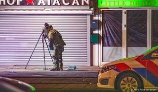 Man neergeschoten in Amsterdam Nieuw-West, explosief aangetroffen