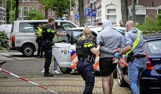Haarlemmer (24) vast voor steekpartij Klarenbeekstraat; Politie zoekt getuigen