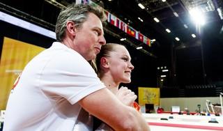 Wolther Kooistra van TURNZ Amsterdam treedt terug als hoofdtrainer: 'Wij moeten onszelf een spiegel voorhouden'. Twee van de drie andere turntrainers blijven voorlopig op hun plek