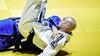 Haarlemse judoka Grol reageert op zijn keiharde clash met concurrent Meyer: 'Hij schopte me direct, waardoor ik nu een ei op mijn been heb. Had niks met judo te maken'