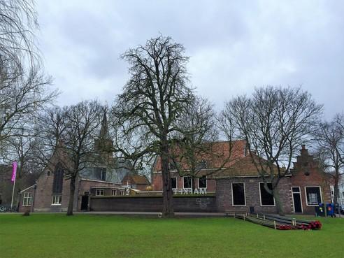 Haarlems museum Het Dolhuys in acute geldnood door verbouwing