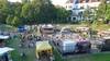 Coronaproof proeven bij foodtrucks in Oude Haven; 'Tjoeke tjoeke food food'-trein komt volgend jaar in het Dudokpark aan