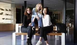 'Voorbereiden op de eindexamens is een mindgame'; Drie vriendinnen van het Goois Lyceum vertellen over hun eindexamens