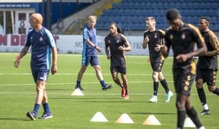 Telstar oefent zaterdag niet tegen Jong Ajax maar tegen beloften SC Heerenveen