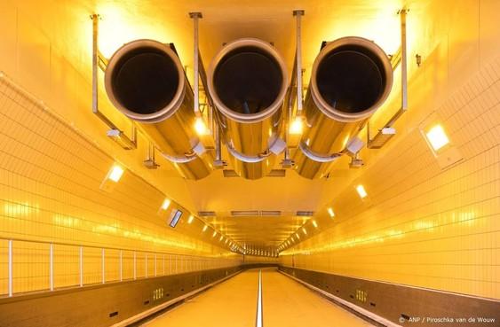 Maastunnel maandag open na grondige renovatie