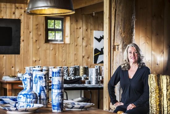 Inge Becka is die stoere selfmade woman