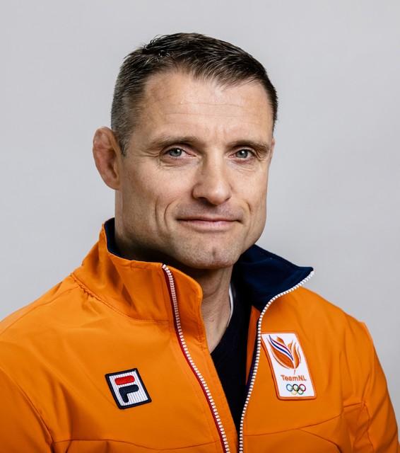 Mark Huizinga.