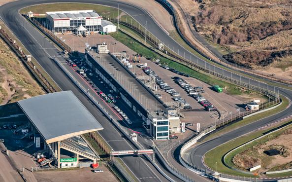 Gemeente Zandvoort steekt 4,1 miljoen euro in Formule 1