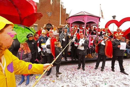 Carnavalsoptocht in Noordwijkerhout afgelast: alternatief programma in De Schelft, wagens De Zilk rijden vooralsnog wel