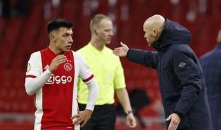 Ajax verliest van FC Twente: 1-2