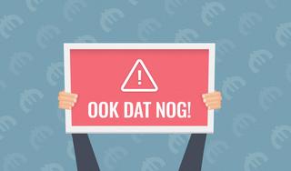 Webshop VeryVoga bakt er niks van: 'recht op uw deur'?