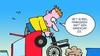 Zandvoort doet komende jaren niks aan slechte bereikbaarheid strand voor rolstoelers. 'Twee miljoen gehandicapten, mogen die niet een dagje naar de zee?'