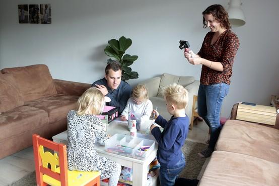 Vloggende familie Doorsnee: elke ochtend een filmpje delen over je gezin [video]
