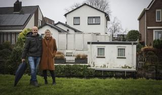 Magda en Jos wonen eigenlijk in drie huisjes
