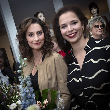 Pia Douwes brengt Sisi terug naar Zandvoort