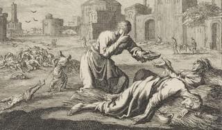 Telkens sloeg de pest weer toe: In 1574 stierven Haarlemmers 'zonder ophouden'