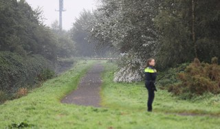 Stoffelijk overschot gevonden bij natuurpad in Haarlemse Waarderpolder