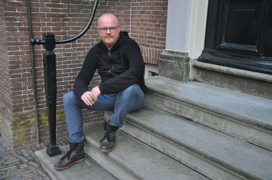 Jelle van der Veen werd een ander persoon door een hersenschudding: 'Mijn vrouw en kinderen waren bang voor mij'