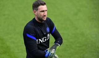 Ajax-keeper Maarten Stekelenburg heeft alles al een keer meegemaakt in het veld. 'Mijn ervaring is een plus'
