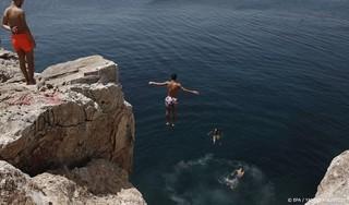 Griekenland neemt maatregelen vanwege extreme hitte