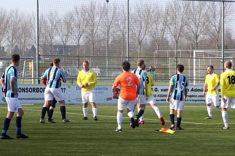 Keeper na klap op voetbalveld Hoofddorp: 'Ik ben blij dat ik het kan navertellen'