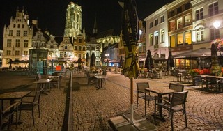 Overtreden avondklok Antwerpen niet bestraft wegens hitte