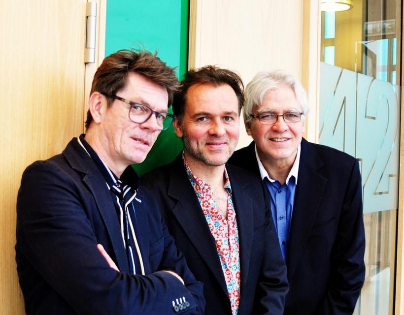 Trio Beremd van den Berg.