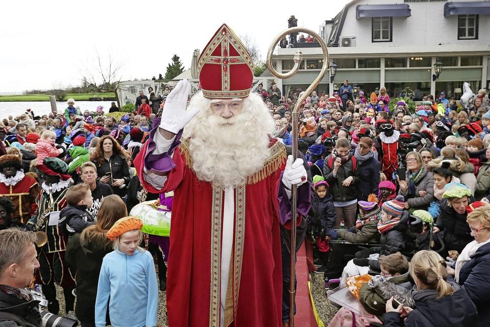 Elk jaar groot feest met Sinterklaas in Baarn, maar of dat zo blijft?