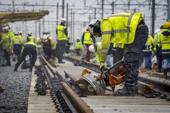 Hinderbeperking weegt mee bij aanbesteding spoorwerk