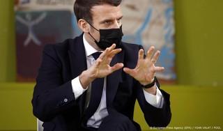 Macron belooft strengere wetgeving tegen incestplegers