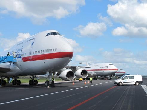 Landingsbanen Schiphol worden geen parkeerplaatsen