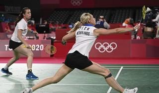 Twee onderdelen is te veel voor badmintonster Piek uit Weesp: 'Ik ga het rustiger aan doen'