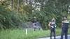 Schipholweg (N205) dicht bij Vijfhuizen door ongeluk, traumahelikopter geland